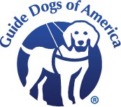Our preferred charity - Guide Dogs of America